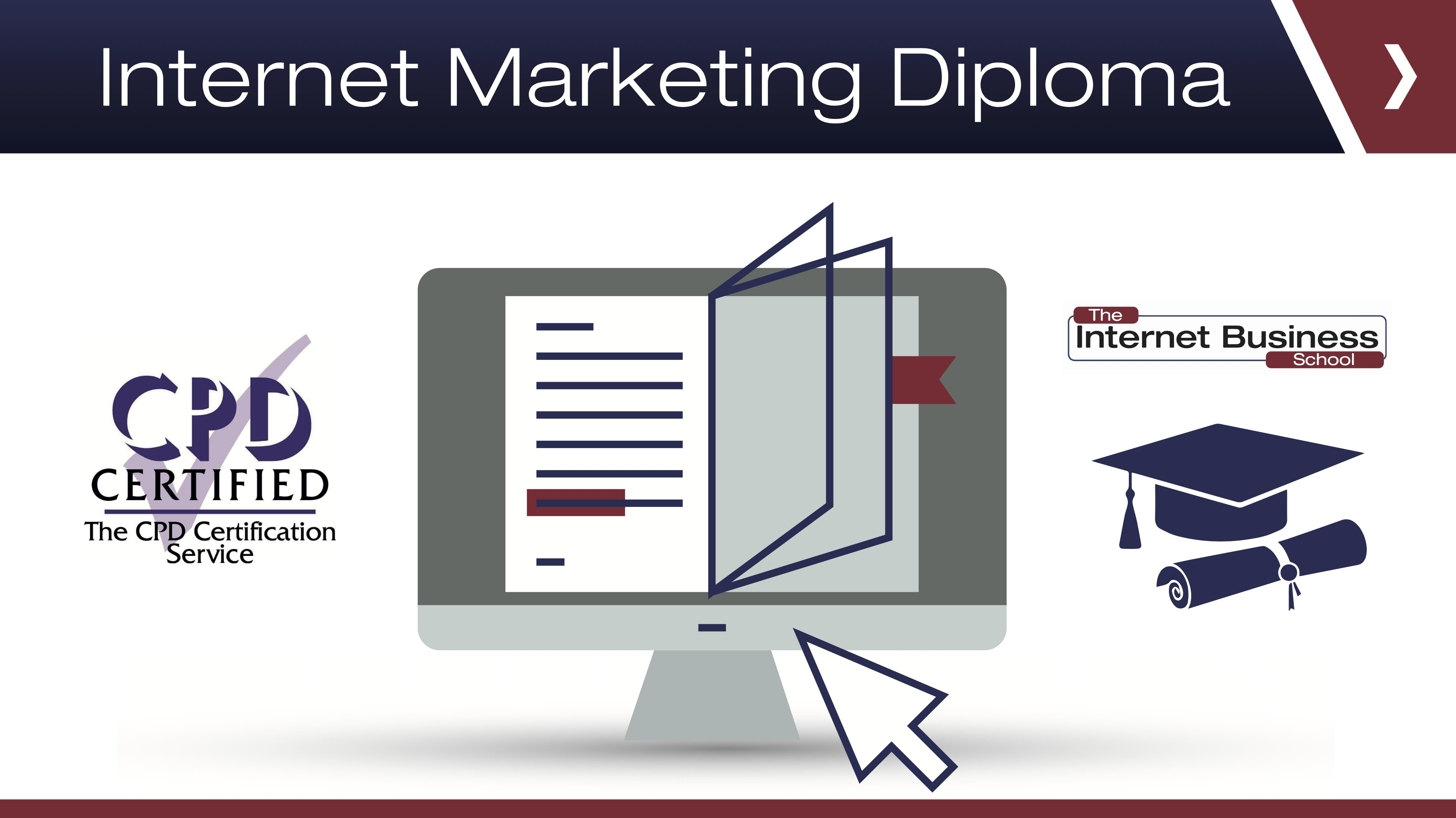 online marketing courses cpd accredited internet business school the internet business school