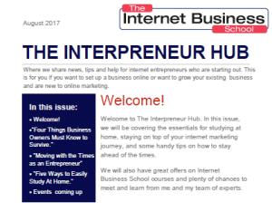 Interpreneur Hub Newsletter