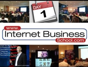 Internet Business School - Calendar