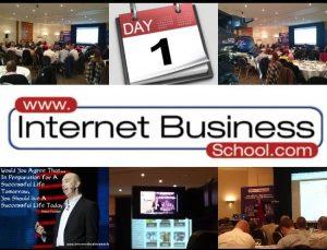 Internet Business School - Calendar