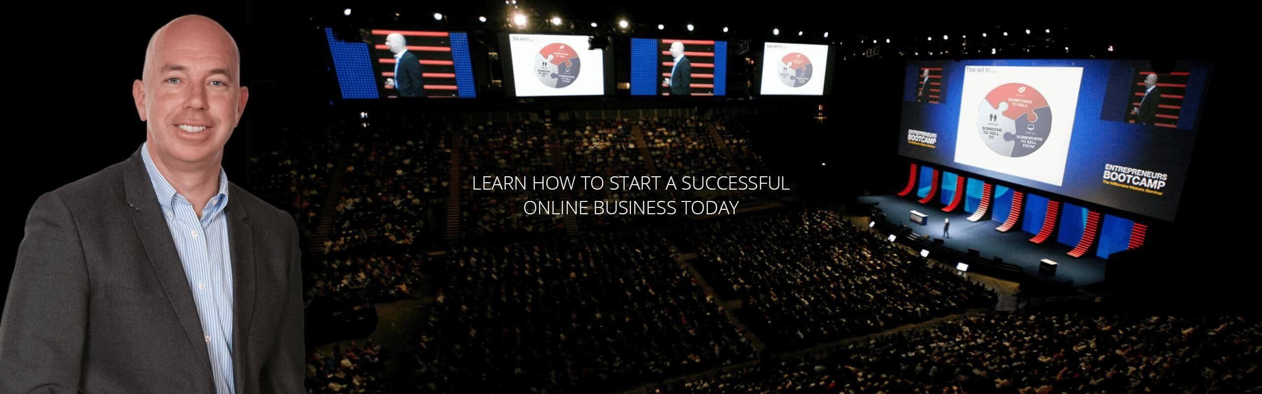 The Internet Business School - Header