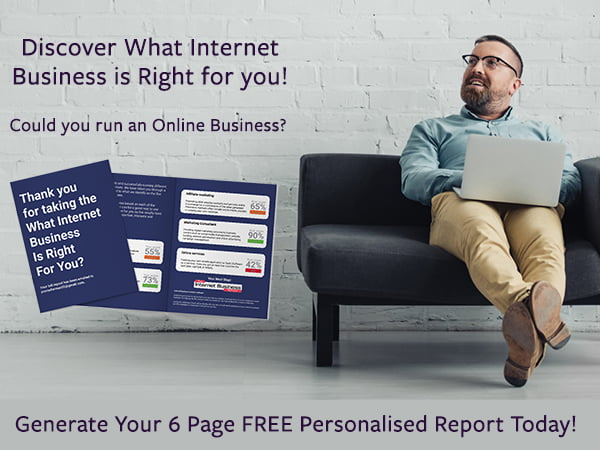 Could you run an online business